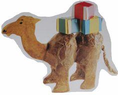 Camello Día de Reyes / Three Kings Day Camel Arabian Party, Aladdin, Dolls, Animals, Portal, Crafts With Balloons, Paper Mache Animals, Cardboard Tubes, Dia De Reyes