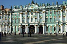 Hermitage, St Petersburg, Russia #stpetersburg #russia www.st-petersburg.com