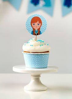Decora la fiesta de tus hijos con estos Imprimibles Gratis de Frozen para Cumpleaños. Encontrarás tarjetas imprimibles frozen, Cajitas Imprimibles de Frozen