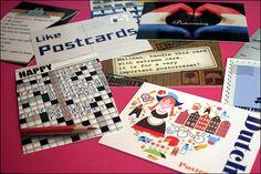 Review: postcrossing kaarten van postzegelerop.nl Klik op de afbeelding om het blogartikel te lezen.