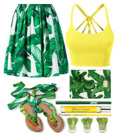 A fashion look from July 2015 featuring rash guard shirts, skinny jeans and gladiator sandal. Browse and shop related looks. Midi Skirt, Fashion Looks, Skinny Jeans, Cologne, Street Style, Yellow, Polyvore, Skirts, Tools