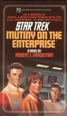 Mutiny on the Enterprise (Star Trek: The Original Series Book 12) by Robert E. Vardeman http://www.amazon.com/dp/B000FC0S1O/ref=cm_sw_r_pi_dp_zX5qwb0AT5VKF