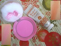 My top 5 Etude House products:  Etude House Lovely Cookie Blusher #3 Raspberry Tarte and ETUDE HOUSE Water Color Blusher 03 Baby Apricot