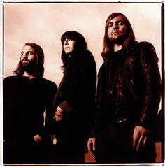 Band Of Skulls July 2012