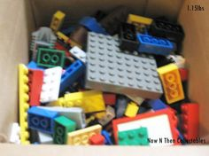 Used Lego Bulk Mixed Lot 1.15lbs  $10.99