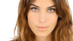 THE Alexa Chung Makeup Tutorial Starring Alexa Chung! Watch it here http://www.lisaeldridge.com/video/26437/alexa-chung-makeup-tutorial-starring-alexa-chung/