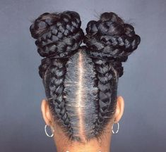 40 Cool Ideas of Goddess Braids for Ethnic Women! - goddess box braids - # goddess Braids ghana # goddess Braids ghana 40 Cool Ideas of Goddess Braids for Ethnic Women! Pigtail Hairstyles, Braided Bun Hairstyles, Winter Hairstyles, Trending Hairstyles, Braided Updo, Black Hairstyles, Blonde Box Braids, Short Box Braids, Big Braids