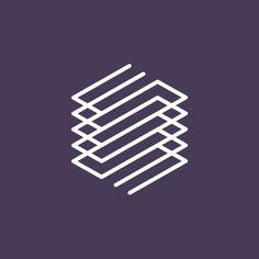 Stevenson Systems by Socio Design, United Kingdom. #branding #logo #design