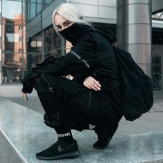 Korean Fashion Trends you can Steal – Fashion Design Tips Classy Outfit, Casual Chic Outfits, Grunge Outfits, Fashion Outfits, Womens Fashion, Fashion Trends, Fashion Ideas, Mode Cyberpunk, Cyberpunk Aesthetic
