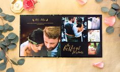They say pictures are worth a thousand words, but we think they're worth even more! And we think those photos should be cherished just as much as your memories.Our friends at Mixbook know exactly how to turn those memories into keepsakes with their beautiful collection of printed goods. From save the date cards, wedding stationery […]