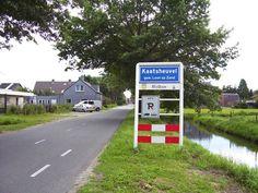 Woonplaats Kaatsheuvel