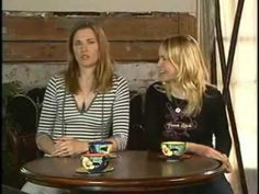 VIDEO---lucy and renee coffee talk