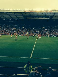 MUFC 4 - 0 QPR