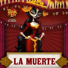 The Book of Life Movie <3