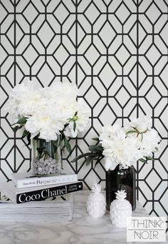Blue Moroccan Trellis Wall Mural For the Home Pinterest Wall