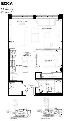 Warehouse Loft Plans   Floor Plans (Phase 2): http://www.kaufmanlofts.com/floorplans.html ; 4 ...