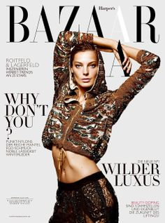 How can you become a fashion designer for magazine covers?
