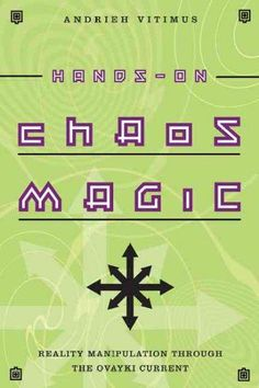 This irreverent guide to chaos magic emphasizes experimentation and finding out what works best for you. Andrieh Vitimus presents a revolutionary hands-on course of study for the average Jane or Joe.
