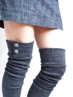 Cause leg warmers that are thigh high are amazing^^