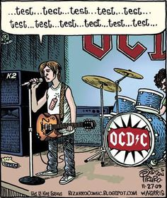 OCD'ers will get it.