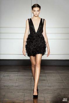 Modernos vestidos de gala : Vestidos de moda para fiestas de gala