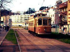 """The """"eléctrico"""", the city old tram ;)    Photo by Octavian Roşoagă  www.facebook.com/oportocity"""