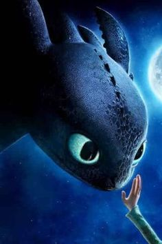Toothless.  I had high hopes for his movie, and I was floored at how incredible it was.  If there was an award for best non-speaking character, he would win it hands down.