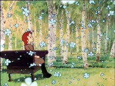 赤毛のアン Anne of Green Gables Anne White, Childhood Characters, Anne Shirley, Old Cartoons, Beautiful Stories, Tole Painting, Studio Ghibli, Anime Manga, Sculptures