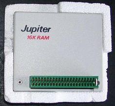 Jupiter Ace 16k RAM pack