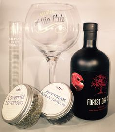 Forest Winter Ltd Valentine Edition by THE Belgian Gin Club www.thebelgianginclub.be/gin-goodies