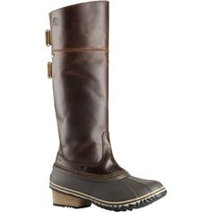 Sorel Slimpack Riding Tall II Boot - Women's * Trust me, this is great! Click the image. : Women's snow boots