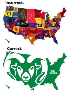 Re-Pin if you are a TRUE CSU RAM!!!
