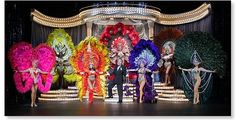 The Palm Springs Follies is a legendary show. All of the performers are senior citizens! I would love to be in that kind of shape at any age.
