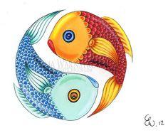 Pisces Tattoo by ~Warnstrom on deviantART