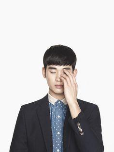 2014 S/S, ZIOZIA, Kim Soo Hyun