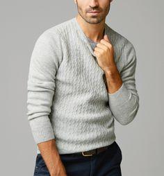 ZIG-ZAG SWEATER - View all - Sweaters & Cardigans - MEN - United States of America / Estados Unidos de América