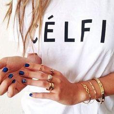 CELFIE T-Shirt | PURISD.de