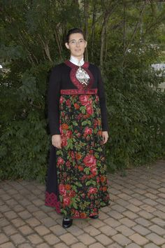Folk Costume, Costumes, Norway, Jackets, Clothes, Beautiful, Style, Fashion, Down Jackets