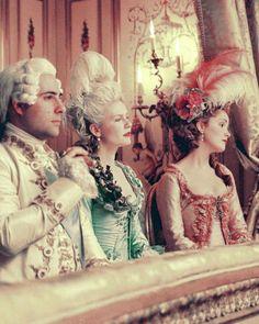 Kirsten Dunst - Marie-Antoinette - Versailles - Rococo - Baroque