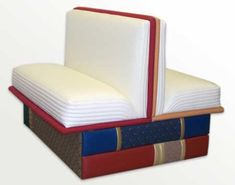 Books Shaped Furniture  www.bookcoverideas.com