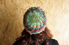 crochet design hat