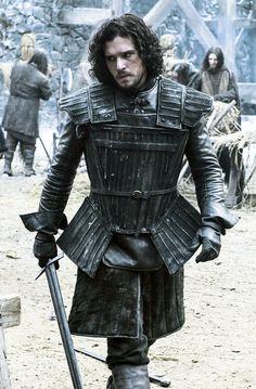 Kit Harington comme Jon Snow