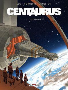 Découvrez la nouvelle SF de Leo, Rodolphe et Janjetov avec Centaurus T1 à 1,99 € jusqu'au 20 avril !  https://www.izneo.com/fr/evenement/72