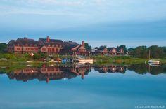 The Weekapaug Inn   Rhode Island Photography New by DJWCphoto #weekapaug #rhodeisland #newengland #landscape #photography #art #longexposure #westerly #djwc #dylanjonwadecox