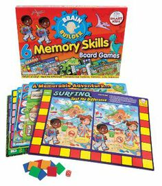 Learn to retain http://www.got-autism.com/6-Memory-Skills-Board-Games.html