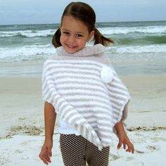 Dashing Max Studio Toddler Girls Poncho Sweater Set 3t Nwt Clothing, Shoes & Accessories