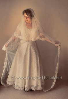 Exclusive Veils Created Just for You