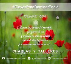 #Enojo #Ira #DominarEnojo #Dominio #Autodominio #SaludEmocional  #CentroSaludEmocional #Clave #004