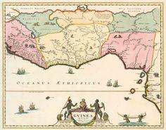 Guinea - Covens & Mortier, c. 1720