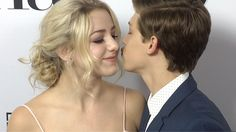 Chloe Lukasiak & Ricky Garcia // LATINA Hollywood Hot List 2015 Party Re...